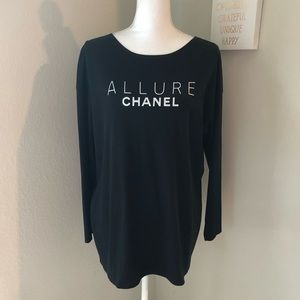 Allure Chanel Exclusive Promotional Shirt